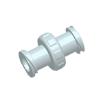 Male Luer Lock Nut
